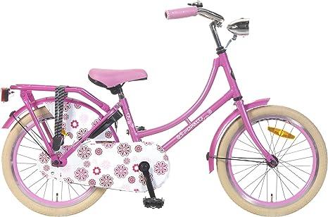 Bicicleta Chica 18 Pulgadas Popal Omafiets con Freno Contropedal ...