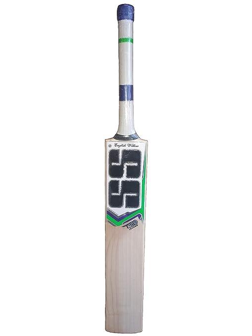 9b7dc6f1f6d SS Ton T20 Legend English Willow Cricket Bat Full Size  Amazon.in  Sports