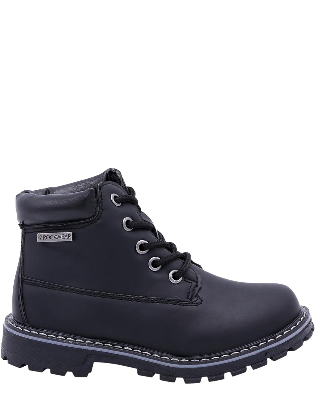 Rocawear Boys Steve 02 Boots ,Black,9 Toddler