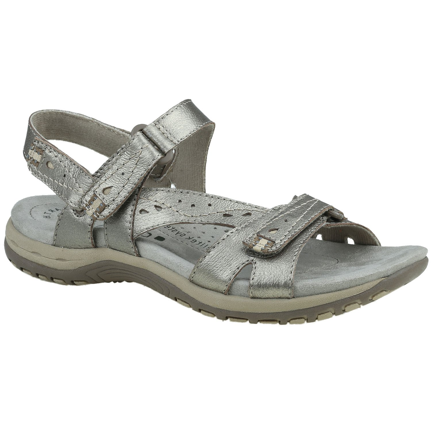 Earth Origins Sophie Women's Platinum 9.5 Medium US