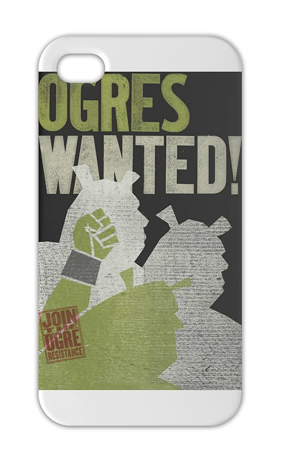 Shrek Ogres Ewanred Join The Ogre Resistance Iphone 5-5s ...