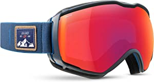 Julbo Aerospace Photochromic Snow Goggles with Ultra Venting Superflow Technology No Fogging