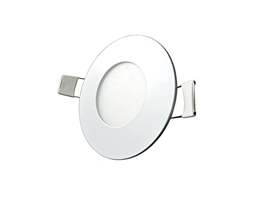 Amazon Com 3 Pack Leisure Led Rv Boat Recessed Ceiling Light 240