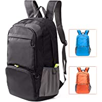 CLE Waterproof Travel Backpack (Black)