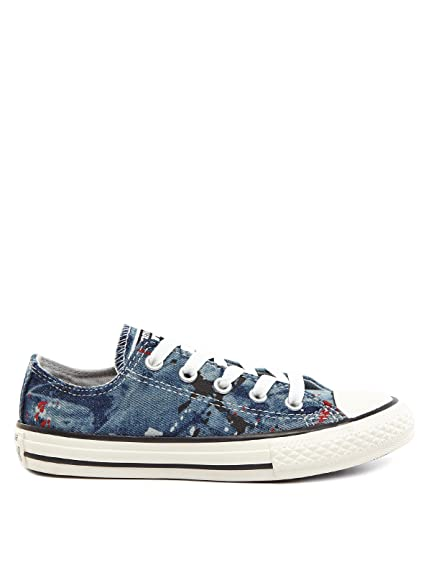 33d41026a0 Converse - Converse All Star Chuck Taylor Ox Sports Shoes Girls ...