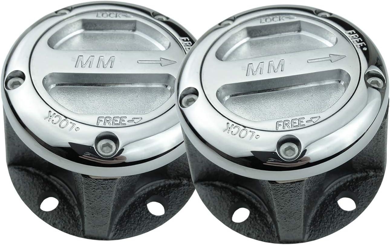 Mile Marker Premium Locking Hubs (470)