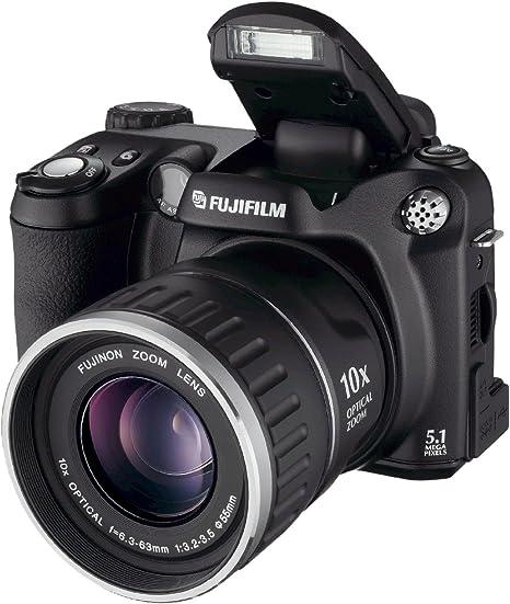Fujifilm FinePix S5600 Zoom - Cámara Digital Compacta 5.1 MP (1.8 ...