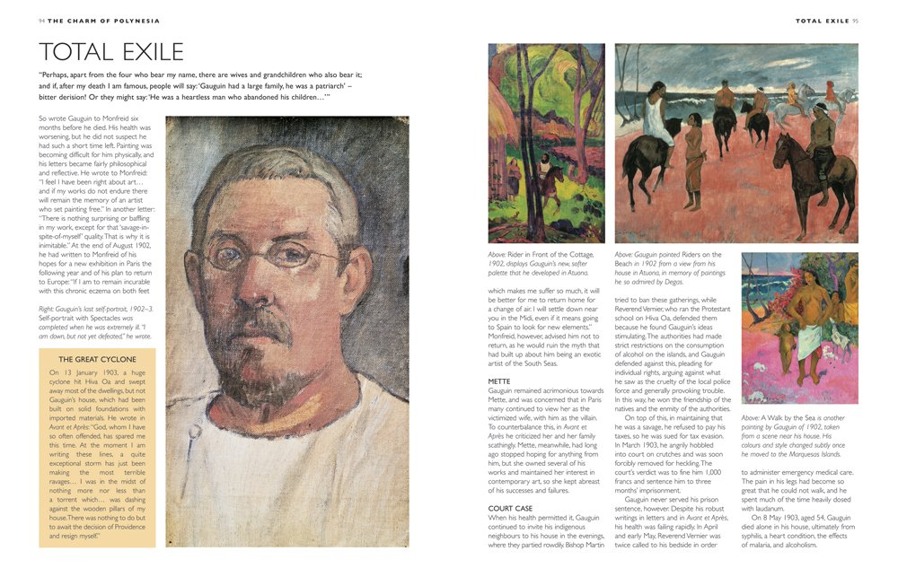 His Life /& Works in 500 Images His Life And Context Gauguin An Illustrated Exploration Of The Artist With A Gallery Of 300 Of His Finest Paintings