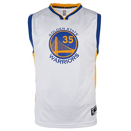 ab63a6e375c NBA Golden State Warriors Kevin Durant Youth Boys Player Jersey (Large  14-16)