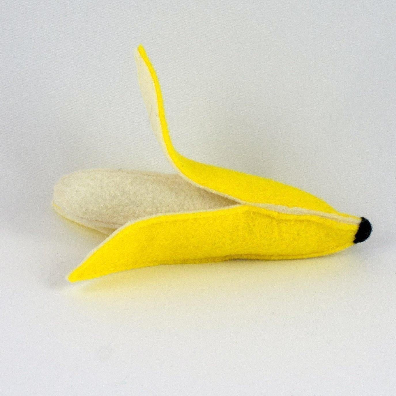 Felt Banana, Comes Out of the Peel