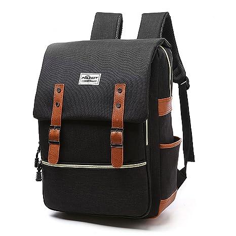 Amazon.com  Vintage Laptop Backpack 2c842579ee660