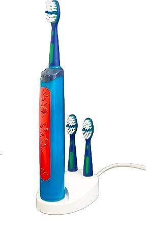 Playbrush Smart Sonic, cepillo de dientes eléctrico inteligente para niños con aplicación de juegos interactivos: Amazon.es: Salud y cuidado personal