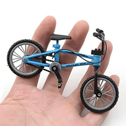 5b9c542f287 Finger Bike Toy, Mountain Bicycle Toy Miniature Model Toys, Great  Collections Gift for Children