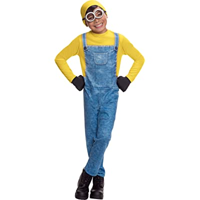 Rubie's Costume Minions Bob Child Costume, Small: Toys & Games