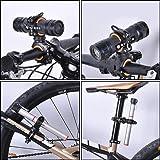 ElfAnt Flashlight Holder Bicycle Light Mounting