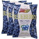 【冷凍】 業務用 フルーツ VeryBerry 冷凍 ブルーベリー 500g ×3袋 セット ノースイ 冷凍フルーツ