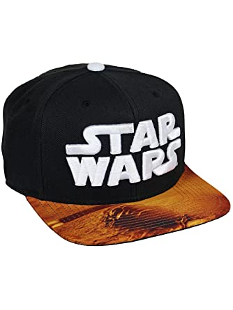 Logo Star Wars Snapback Cap