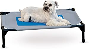 K&H Pet Products Coolin' Pet Cot Elevated Pet Bed