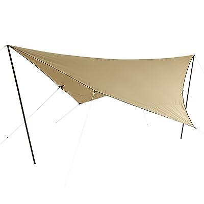 10T Outdoor Equipment 10T équipement d'extérieur Protection solaire Unisexe extérieur Tarp Standard