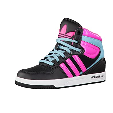 watch a2665 19c62 adidas Originals Court Attitude K, Unisex Kids Hi-Top Sneakers