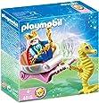 Playmobil 626140 - Mar Rey De Los Mares+Carruaje
