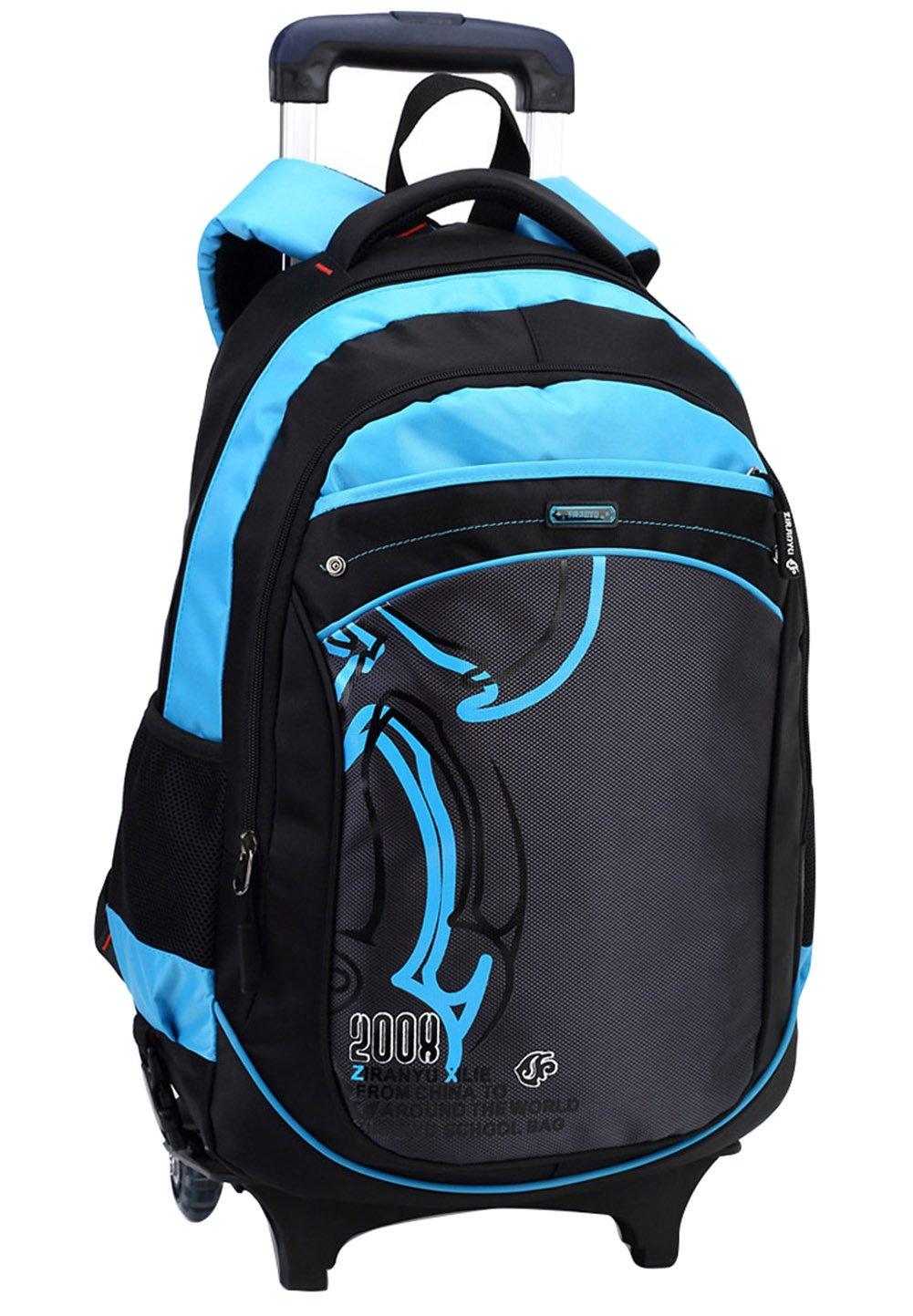 Fanci Kindergepäck, blau (blau) - 3001