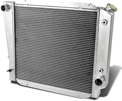 DNA Motoring RA-GTO66-3 3-Row Full Aluminum Radiator