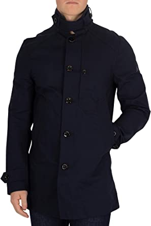 G-Star Raw Garber Trench Manteau Homme: Amazon.