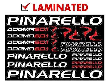 Pinarello Dogma - Pegatinas de repuesto para marco de bicicleta ...