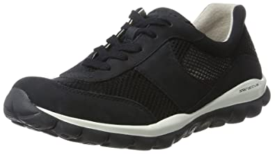 Gabor Damen Rollingsoft Sneakers, (Night Blue 46), 41 EU  Gabor ... 7a06d64720