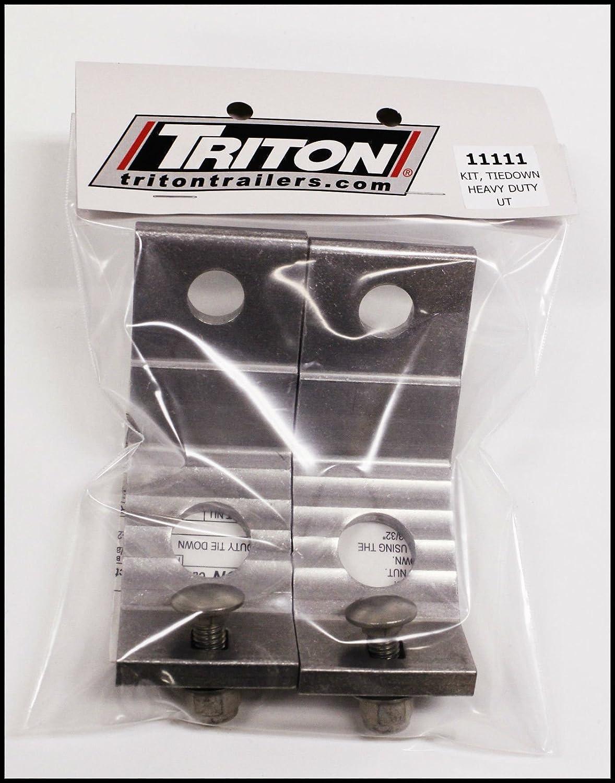 Triton 11920 Side Rail Tie Downs for ATV90 Series Trailers