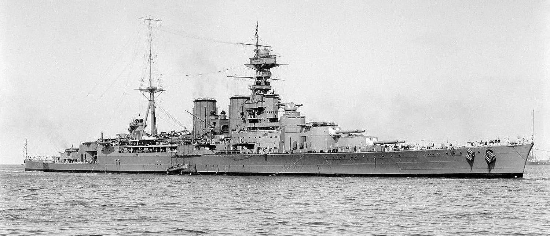 トランペッター 1/200 イギリス海軍巡洋戦艦 HMS フッド 1941 プラモデル B01CVKKZGK