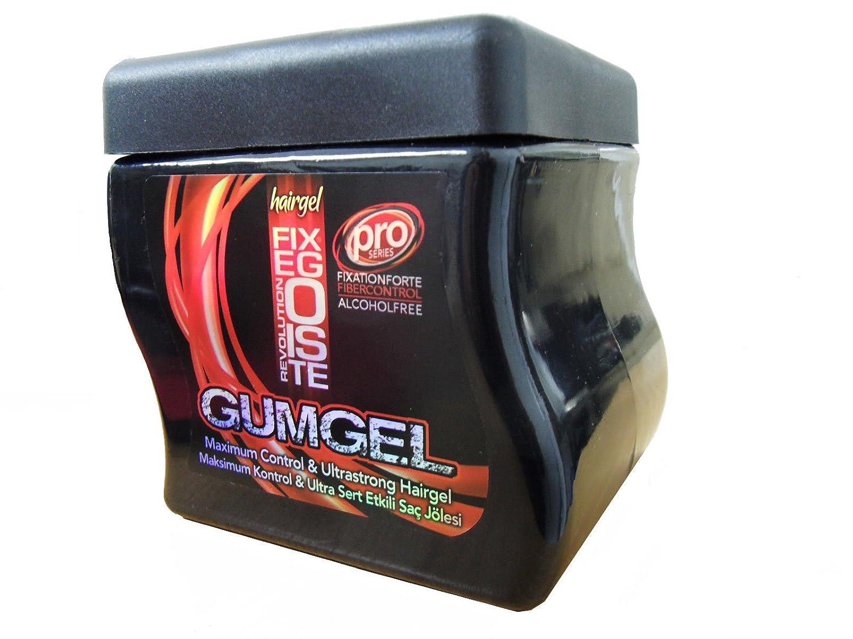 Fix Egoiste Gumgel Ultrastrong Hair Gel 750ml Fixgoiste