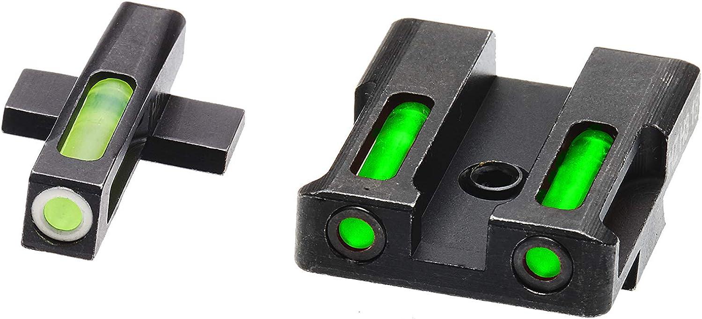 Litewave H3® Tritium/Litepipe Springfield Armory XD sight set