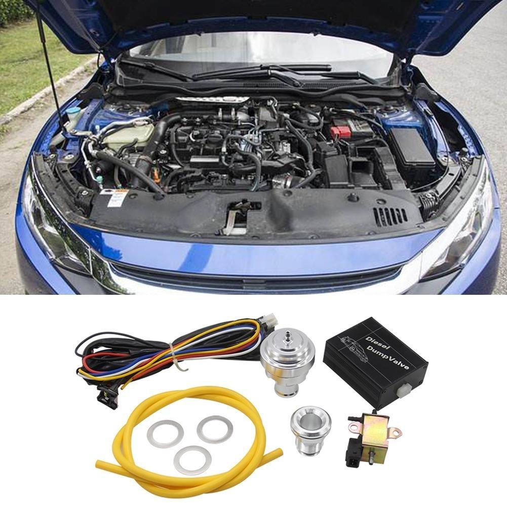 Futurepast Automobilmodifiziertes Dieselmotor-Druckentlastungsventil Elektronisches Dieselmotor-Entlü ftungsventil Modifiziertes Abblasventil Druch