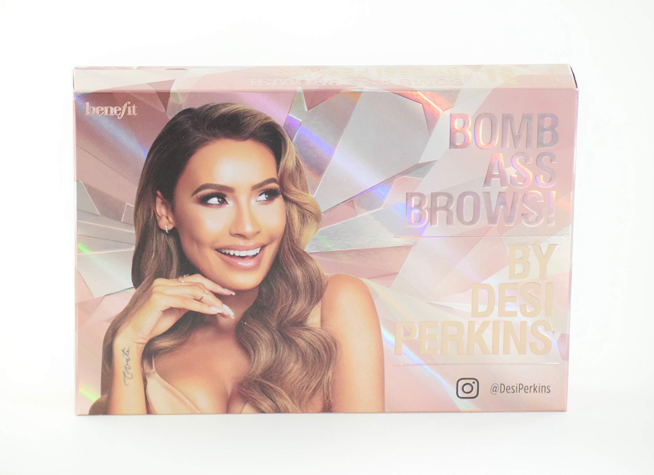 Benefit Desi Perkins Bomb Ass Brows Set - Light by Benefit