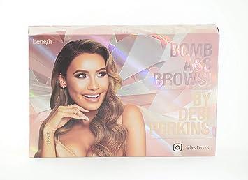 a31cbd1ef8a Amazon.com : Benefit Desi Perkins Bomb Ass Brows Set - Light : Beauty