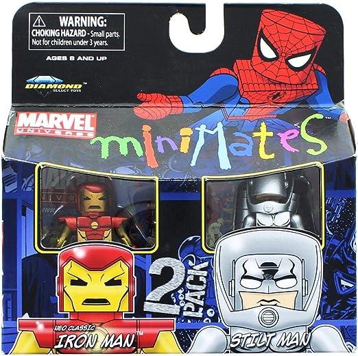 Marvel Minimates Series 36 Figure 2 Pack - Neo Iron Man & Stilt ...