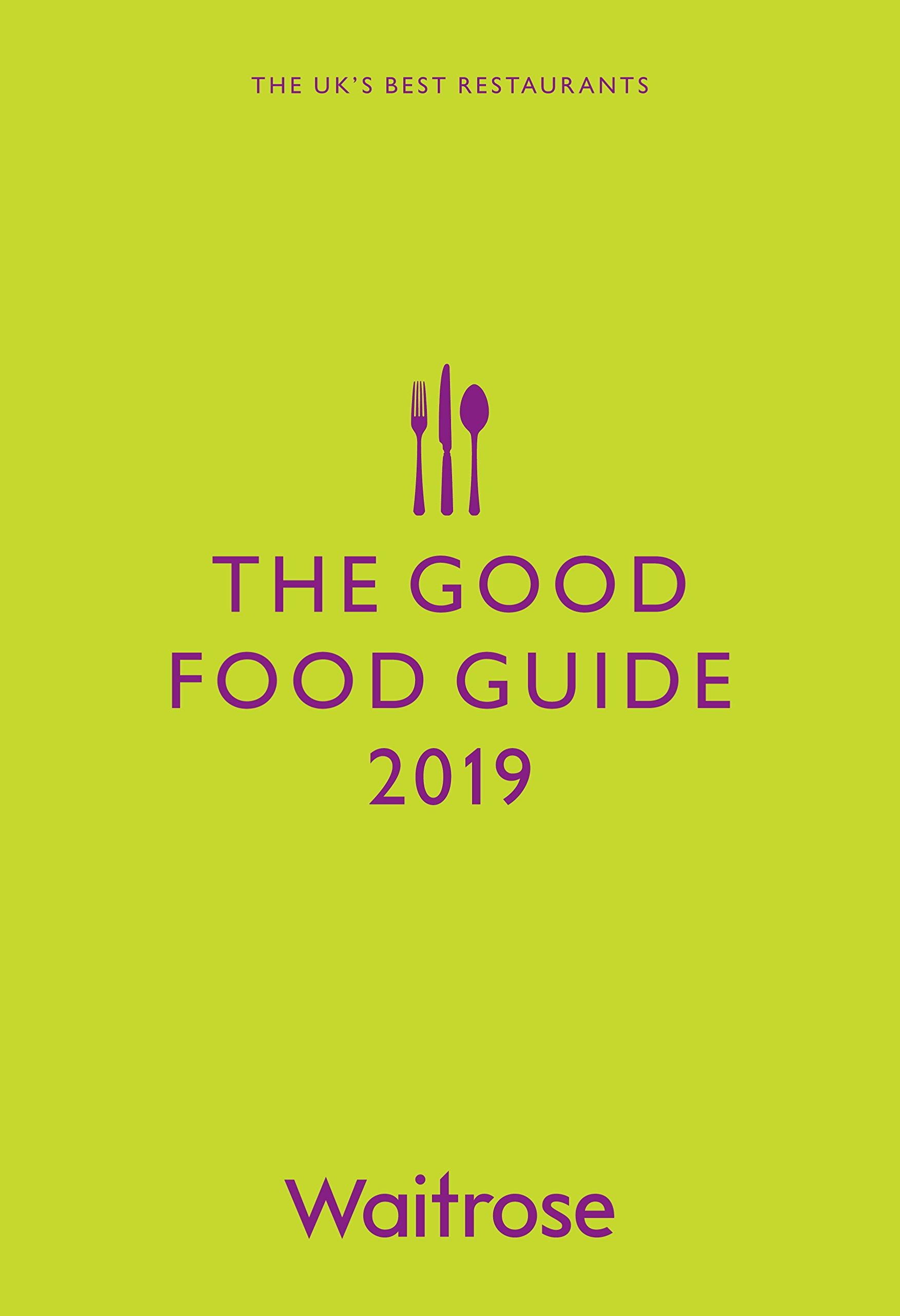 Risultati immagini per The Good Food Guide 2019 UK