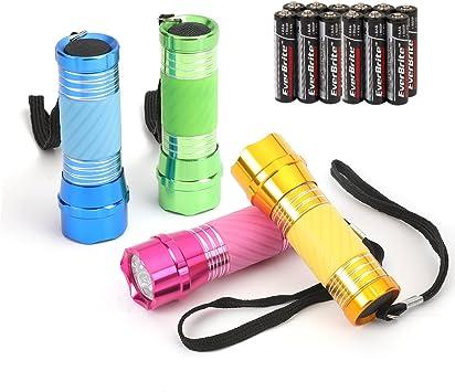 AAA HyCell Mini LED Taschenlampe zoombar /& fokussierbar inkl 1 Stück