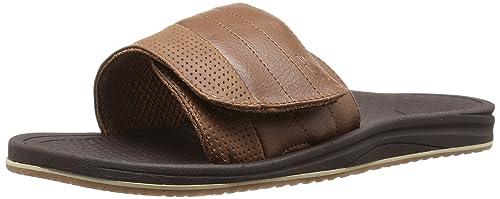 3d084eec6f3 New Balance Mens Men s Recharge Slide Sandal  Amazon.ca  Shoes ...