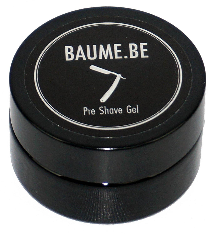 BAUME BE Pre Shave Gel Jar 1.7 oz. 50ml.
