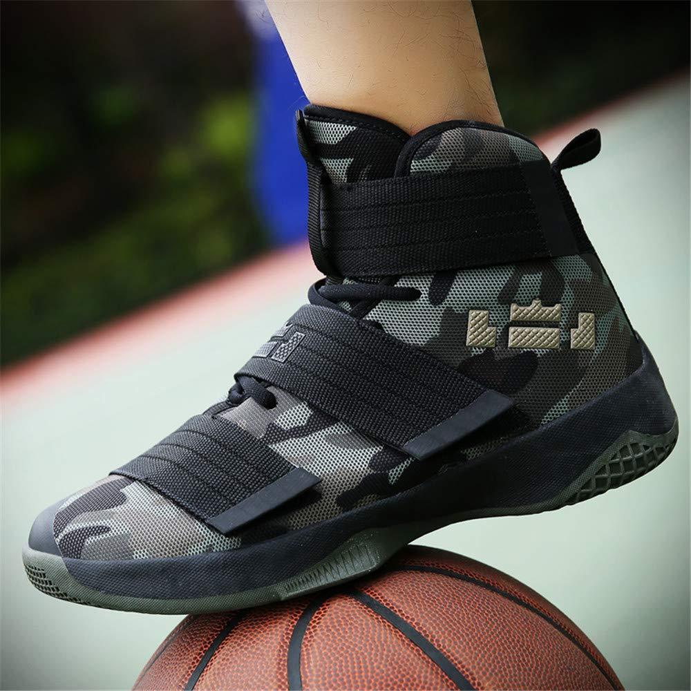 FOHOLA 2018 Basketball Shoes for Men Ultra Boost Comfortable Lebron Soldier Basket Shoes Unisex Star Ball Super Sneaker