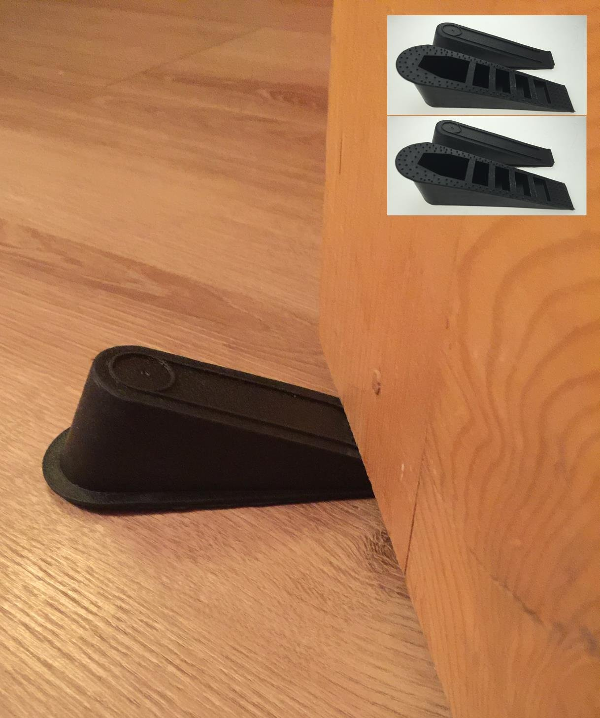 Orion 4 Door Kitchen Pantry 4 X Orion 100 Malaysian Rubber Door Stopper No Odour No Marks