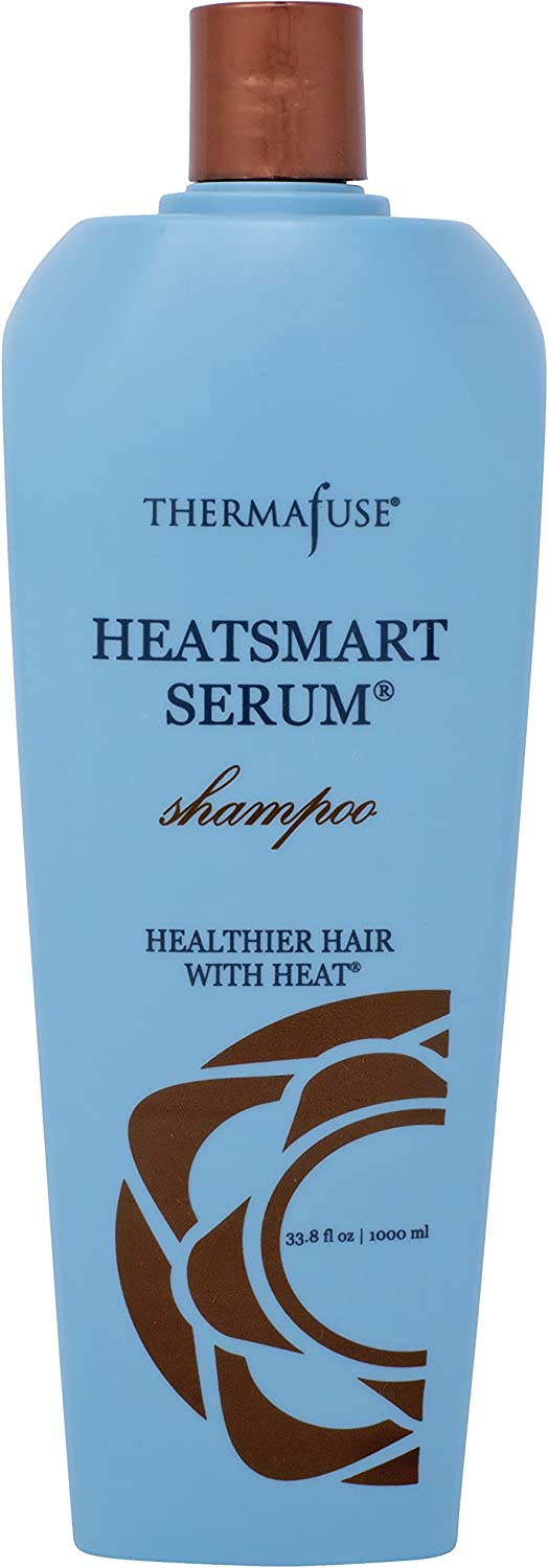 Thermafuse AD478 HeatSmart Serum Shampoo 33.8 oz. Sulfateree, Sodium Chlorideree Formula