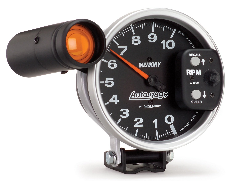 Auto Meter Street Tach Wiring Diagram Data Set For Sunpro Amazon Com Gage Monster Memory Tachometers Tachometer Rh Sun Tune