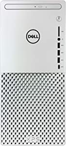 Dell_XPS 8940 Special Edition Desktop - 10th Gen Intel Core i7-10700K 8-Core up to 5.10 GHz CPU, 16GB DDR4 RAM, 1TB Hard Drive, NVIDIA_GeForce GTX 1660 Graphics, DVD Burner, Windows 10 Home, White