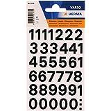 Herma 4164texte, symbole de livraison et étiquettes de nombre étiquette 15mm fol. SW 0–9
