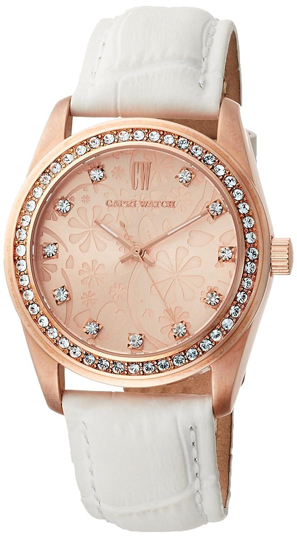 [【日本正規品】 カプリウォッチ]CAPRI WATCH 腕時計 XX クオーツ 5360 レディース 【正規輸入品】 B07C74YZ91