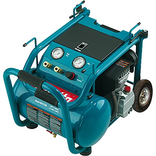 Makita MAC5200 has 3.0 horsepower, 115 voltage and free airflow of 6.5 at 90 psi.